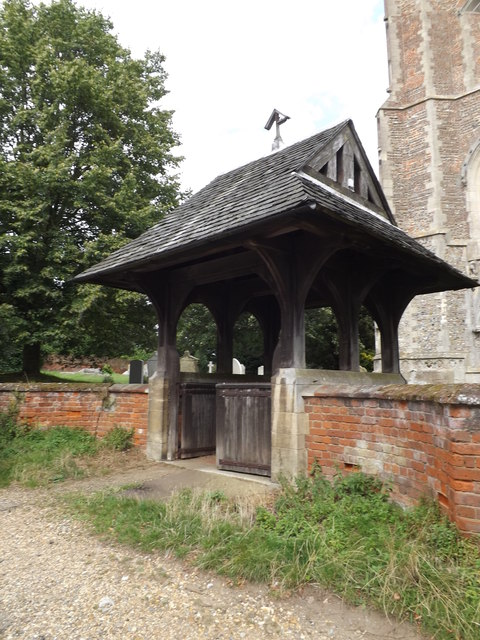 St.Mary's Church Lych Gate