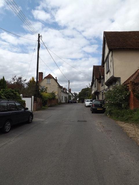 School Street, Stoke By Nayland
