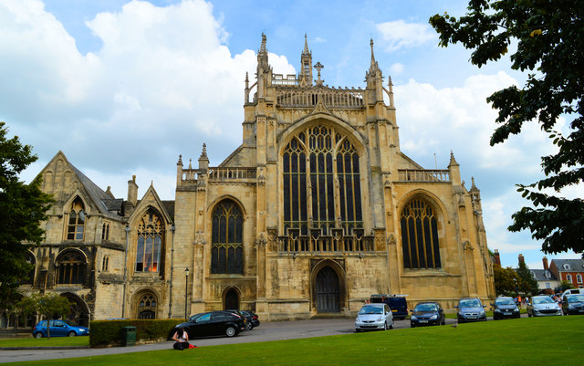 West Front, Gloucester Cathedral