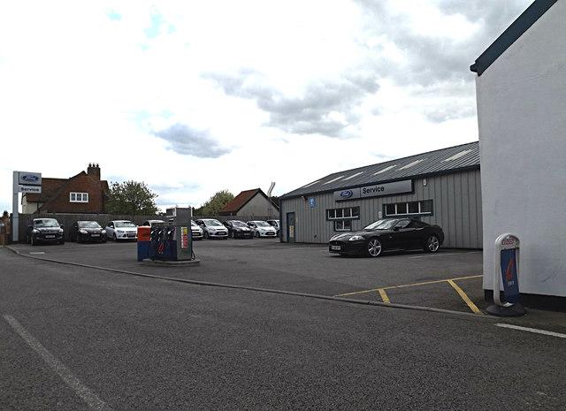L.S. Eaves Ltd Service Station