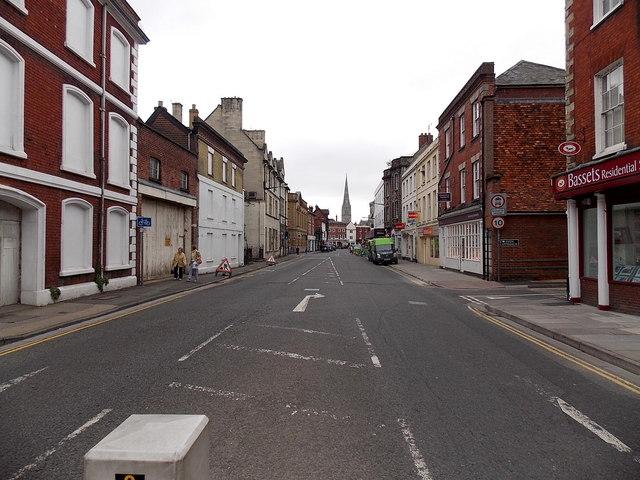 Castle Street, Salisbury