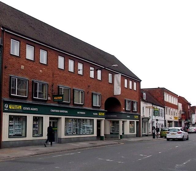 Woolley & Wallis, Salisbury