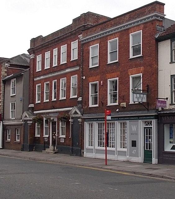 Whites estate agents, Salisbury
