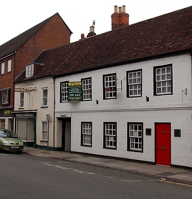 Ivy Place and The Old Surgery, Salisbury