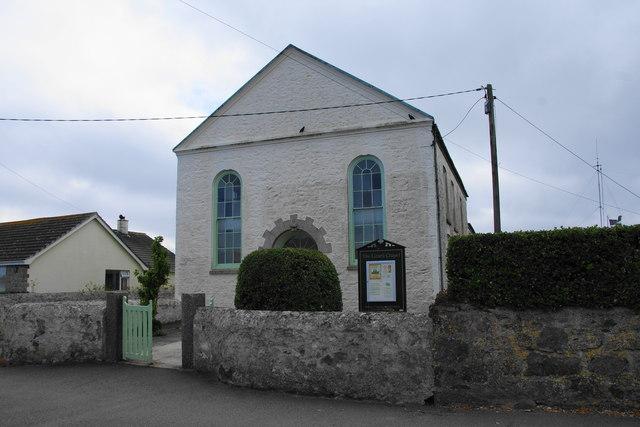 The Lizard Chapel