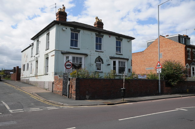 Former Berwick Arms