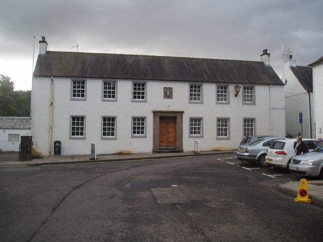 Former Drill Hall in Dunkeld