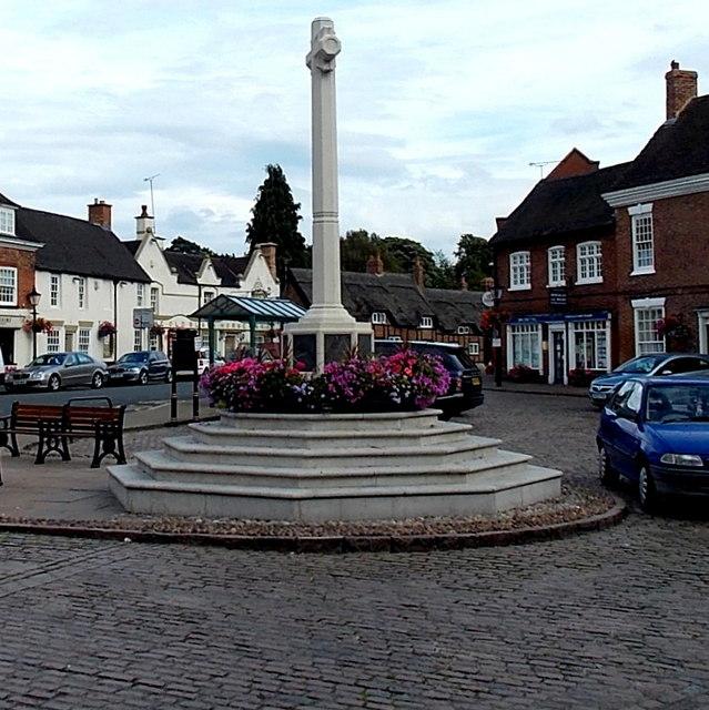 War Memorial, Market Bosworth
