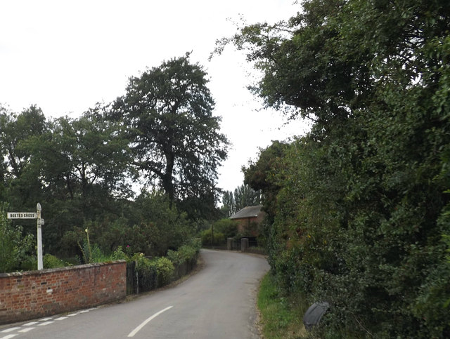 Lower Farm Road, Boxted