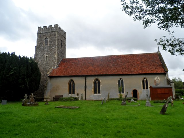St Mary Magdalene, Westerfield