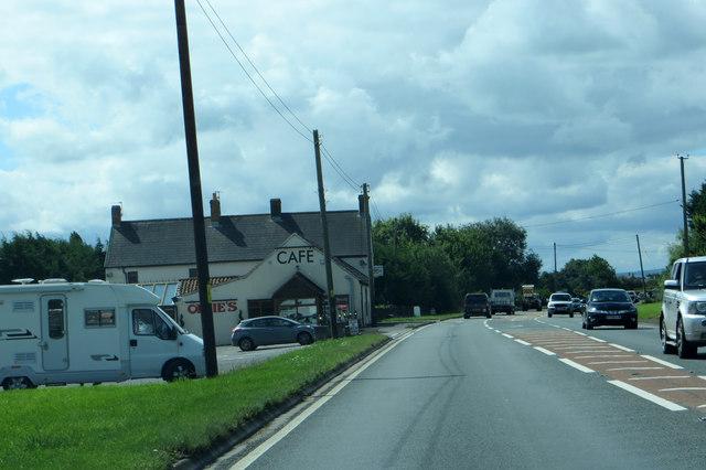 A38 Bristol Road