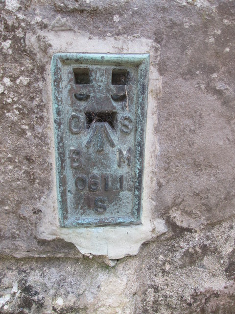 Ordnance Survey Flush Bracket (S0611)