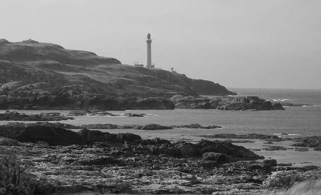 Bay east of Ardnamurchan Point