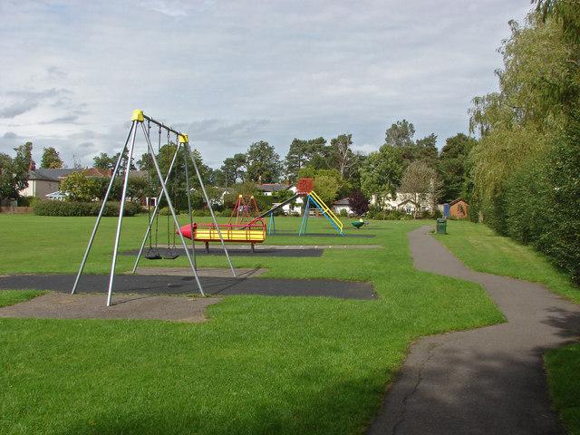 Asher Recreation Ground, Plaistow Green