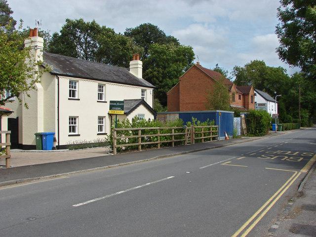 Lovel Road, Plaistow Green