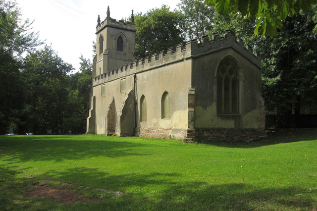Willesley Church