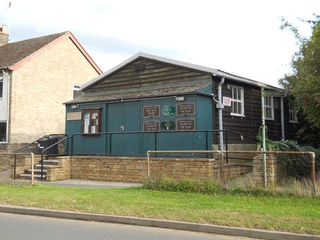 Helpston Village Hall