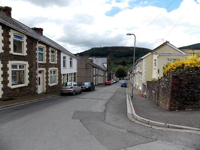 Down Herbert Street, Blaengarw