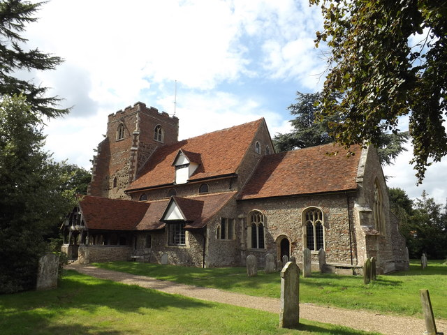 St.Peter's Church, Boxted