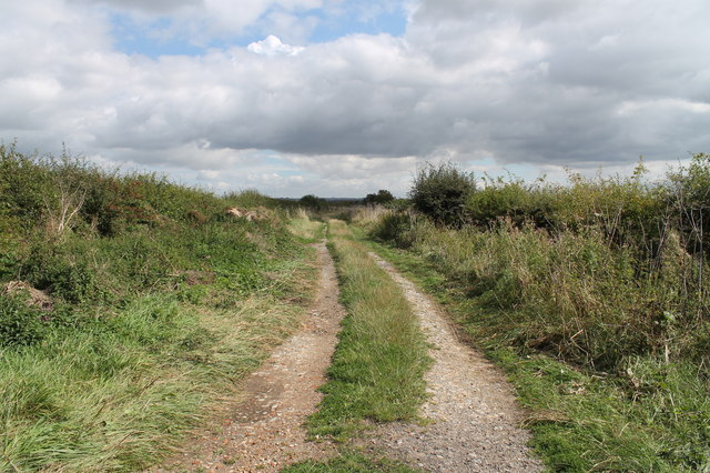 Atterby Carr Lane becomes a track