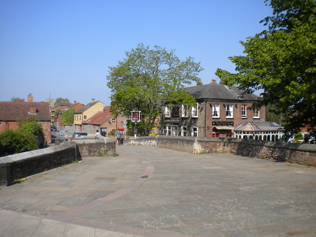 Bridge to Bishopgate, Norwich (2)