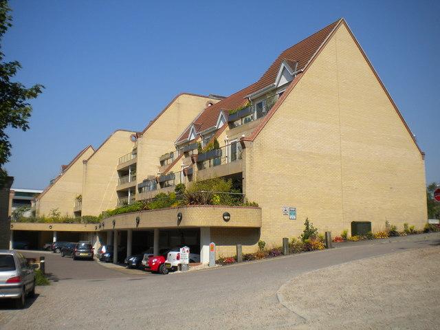Riverside flats, Norwich
