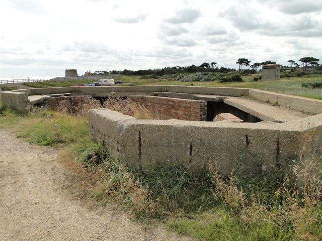 Bawdsey Emergency Coastal Defence Battery