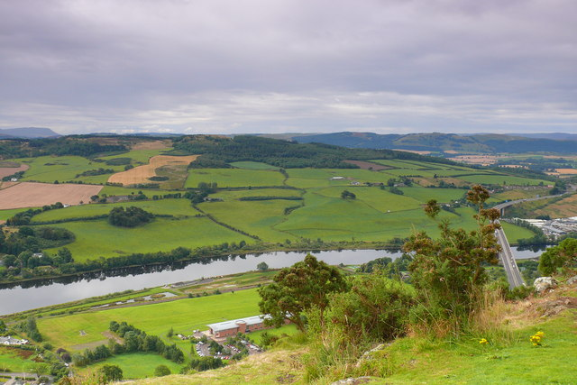 Walnut Grove and River Tay