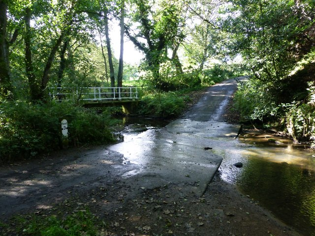 Ford over Paxtondean Burn