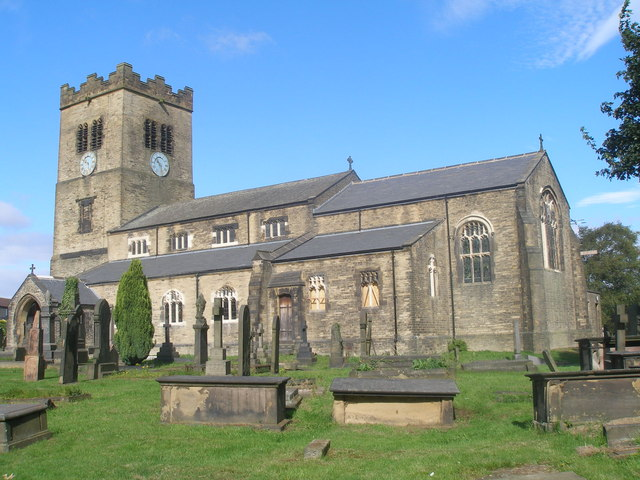 St Paul's Church, Drighlington