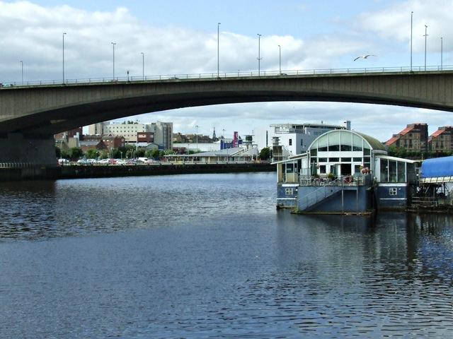 Former Renfrew ferry