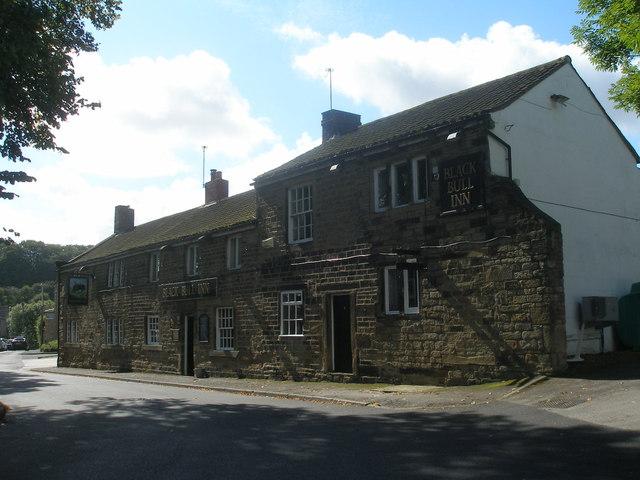 The Black Bull Inn at Birstall