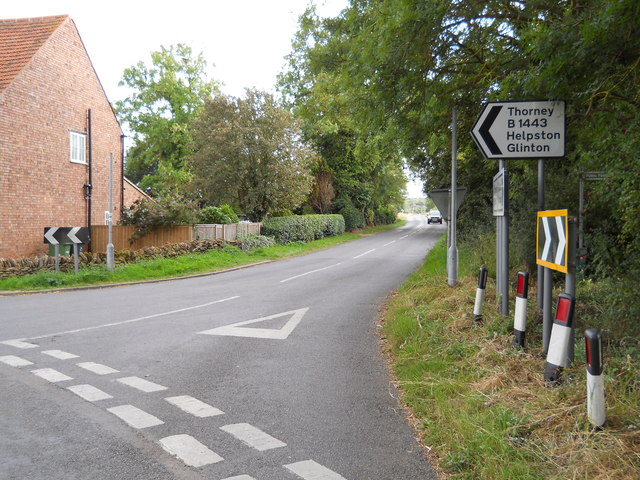 Langley Bush Road, Helpston