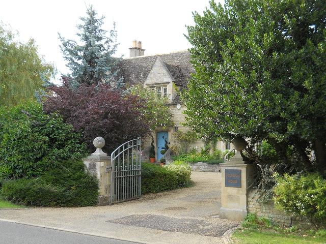 Helpston House, Helpston