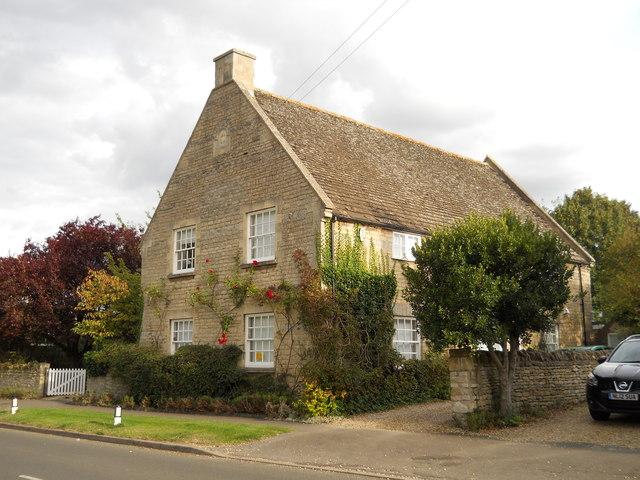 Cottage on West Street, Helpston