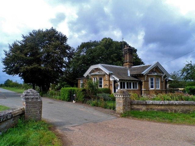 Sudbourne Park, White Lodge