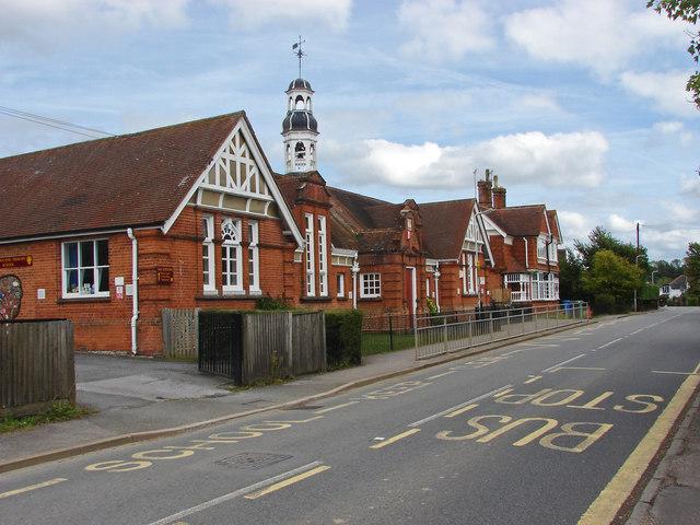The Cranbourne primary school