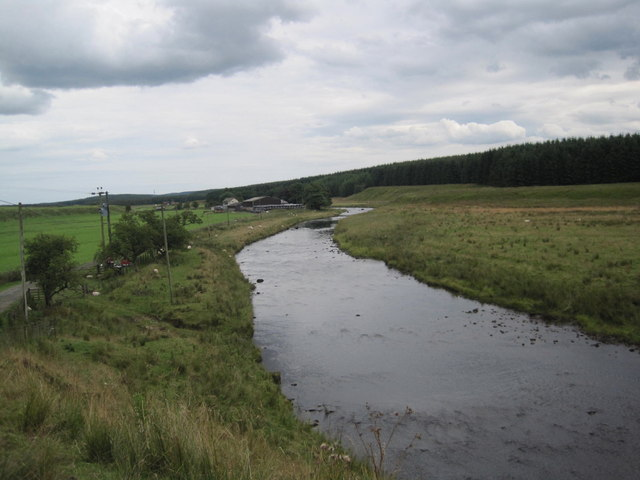 River Irthing and Horseholme Farm