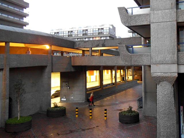 Barbican tour: Beech Street underpass