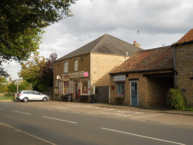 Helpston Post Office