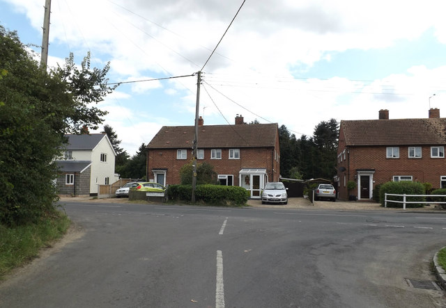 Cooks Hill,  Boxted Cross