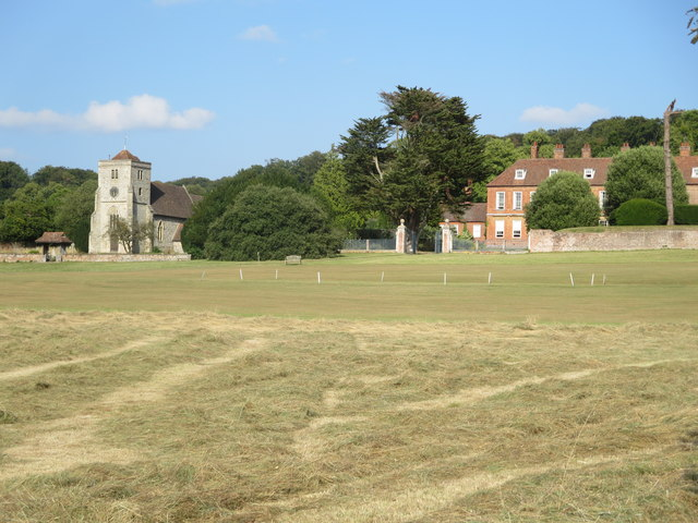 Bradenham Cricket Pitch