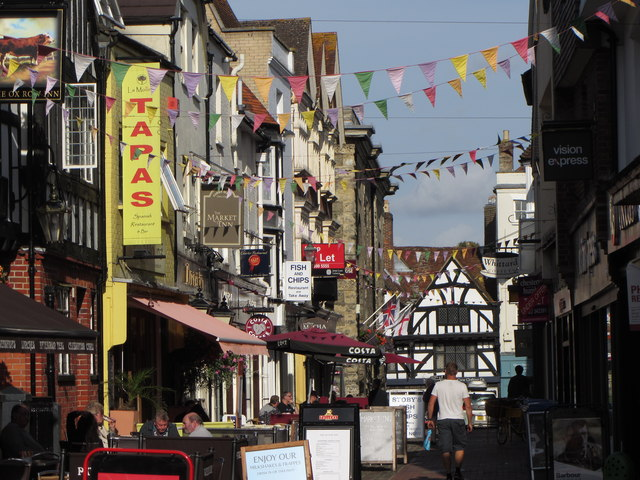 Butcher Row, Salisbury