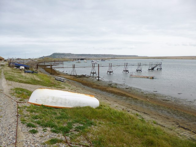 Wyke Regis, jetty