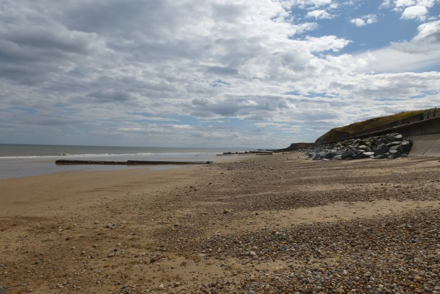 Beach near Hendon