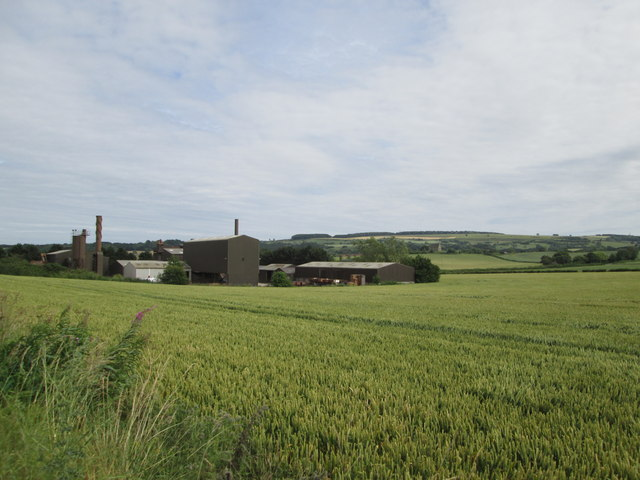 Quarry  Works  and  fields