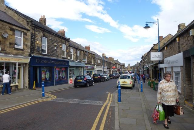 Amble High Street