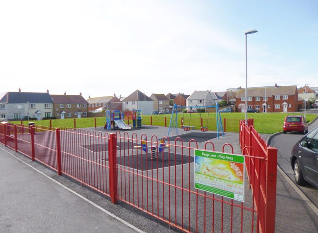 Southwell, Reap Lane Play Area