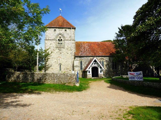 St. Andrew's Church, Jevington