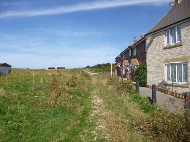 Southwell, footpath
